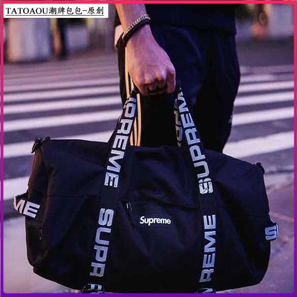 Supreme 18 Ss 44 Th Duffle กระเป๋าสะพายไหล่กระเป๋าเดินทาง