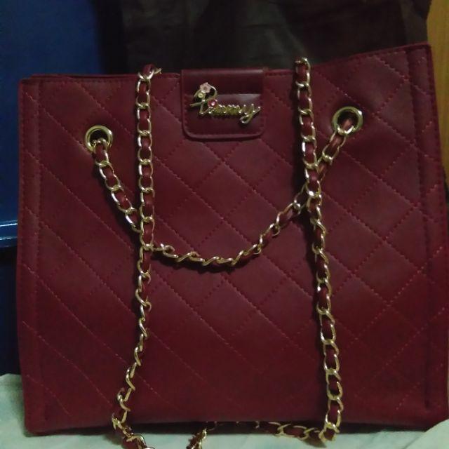 กระเป๋าแบรนด์แท้ 100% Pimmy #พิมมี่