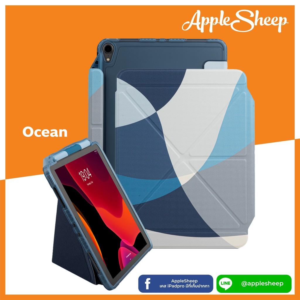 """Origami """"Plus Series"""" เคส iPad Pro 11 2018 [เคส iPad แบบเก็บปากกาใส่ปลอกปากกาได้] เคสไอแพดคุณภาพดีที่สุดจาก AppleSheep"""