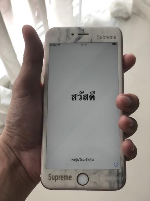 [ มือสอง ]ขาย iphone 6s plus มือสองสภาพดี ของแท้
