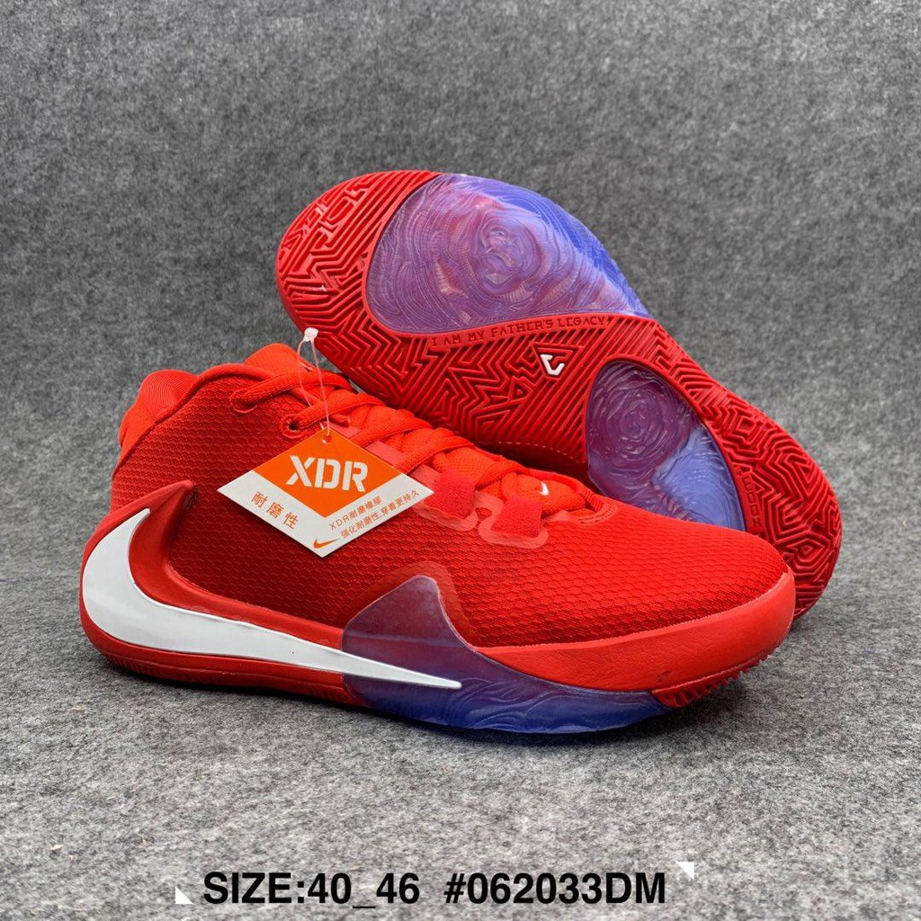 disculpa Sensación táctica  รองเท้าผ้าใบ NIKE ZOOM Freak 1 giannis antetokounmpo สำหรับผู้ชาย | Shopee  Thailand