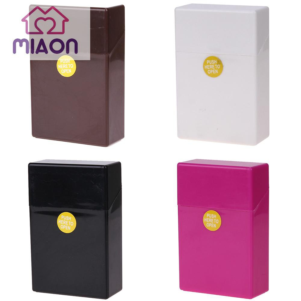 MIAON Cigars Cigarette Case Box Holder Pocket Box Holder Storage Container