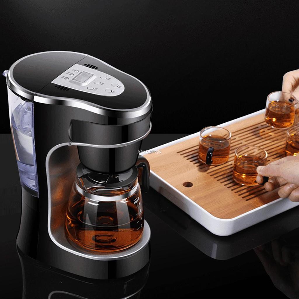 ❈เครื่องชงกาแฟ เครื่องชงกาแฟเอสเพรสโซ เครื่องทำกาแฟขนาดเล็ก เครื่องทำกาแฟกึ่งอัตโนมติ Coffee maker เครื่องชงชากาแฟ คลิก