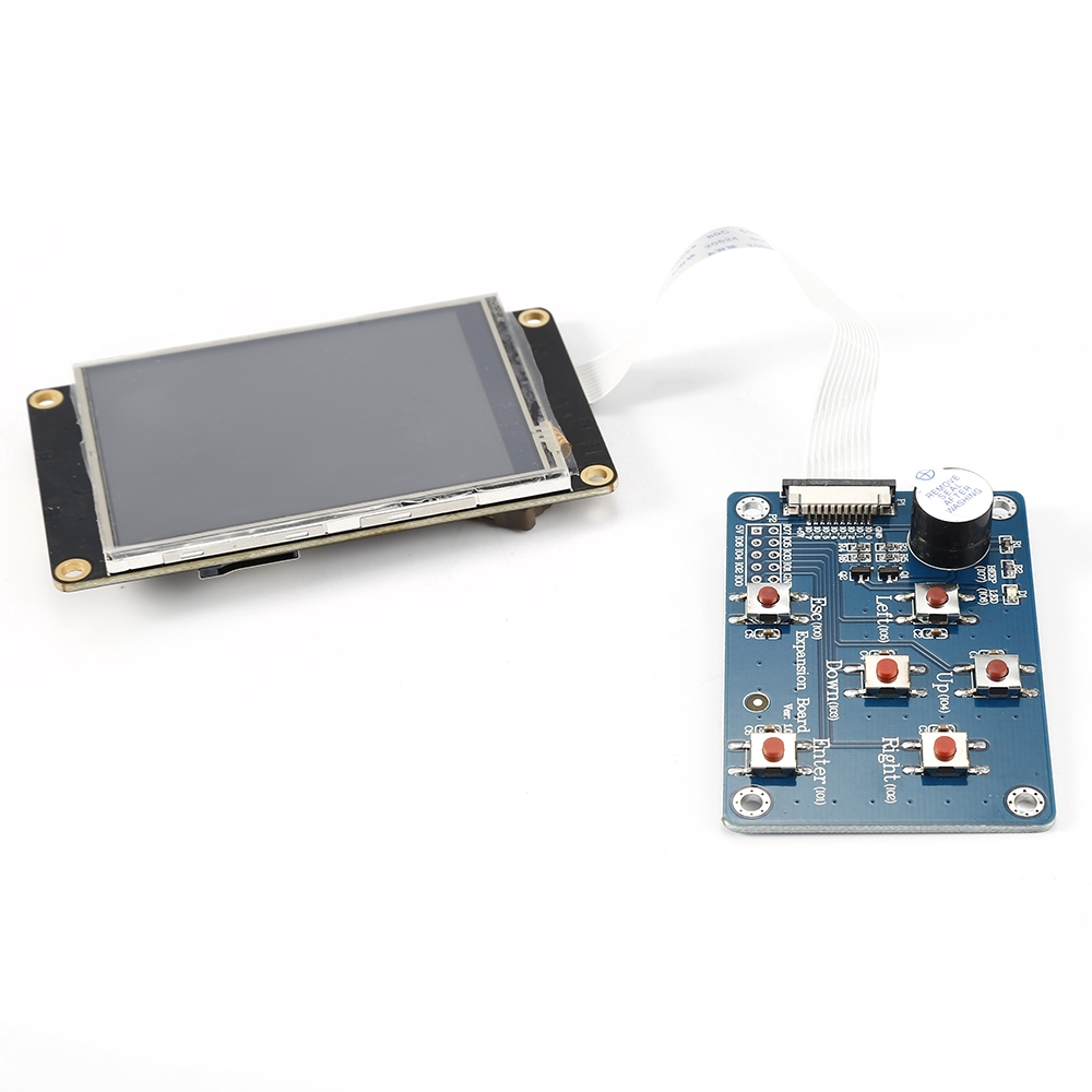 Expansion Board for Nextion Enhanced Display I//O Extended