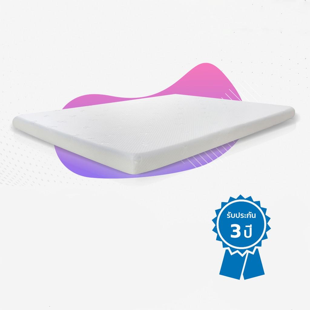 [รับประกัน 3 ปี] SiamChoice ที่นอน Topper Mattress ท็อปเปอร์ 6 ฟุต ท็อปเปอร์ 5 ฟุต ท็อปเปอร์ 3.5 ฟุต ที่นอนท็อปเปอร์
