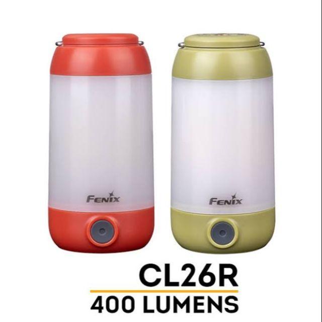 ไฟฉาย ตะเกียง Fenix CL26R สินค้ารับประกัน 3 ปี