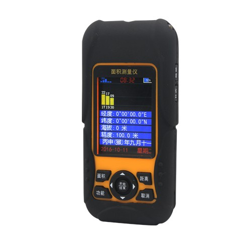 Longspu เครื่องมือวัดพื้นที่ความแม่นยำสูงเครื่องมือวัดเอเคอร์ GPS สำหรับรถเกี่ยวข้าวเฉพาะที่ดินวัดเอเคอร์คิง