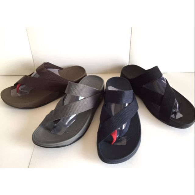 442b2b2cf พร้อมส่ง ของแท้ ส่งฟรี   EU41  Fitflop SLING II Men s Slide Sandals Raw  Clay Mix EU41