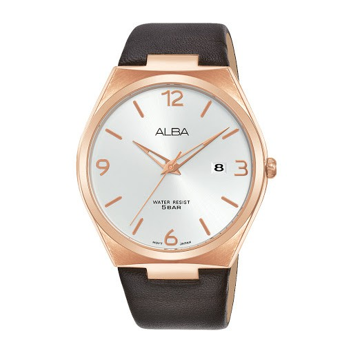 Alba นาฬิกาข้อมือ As9h88 As9h88x1 สําหรับผู้ชาย 1 ปี