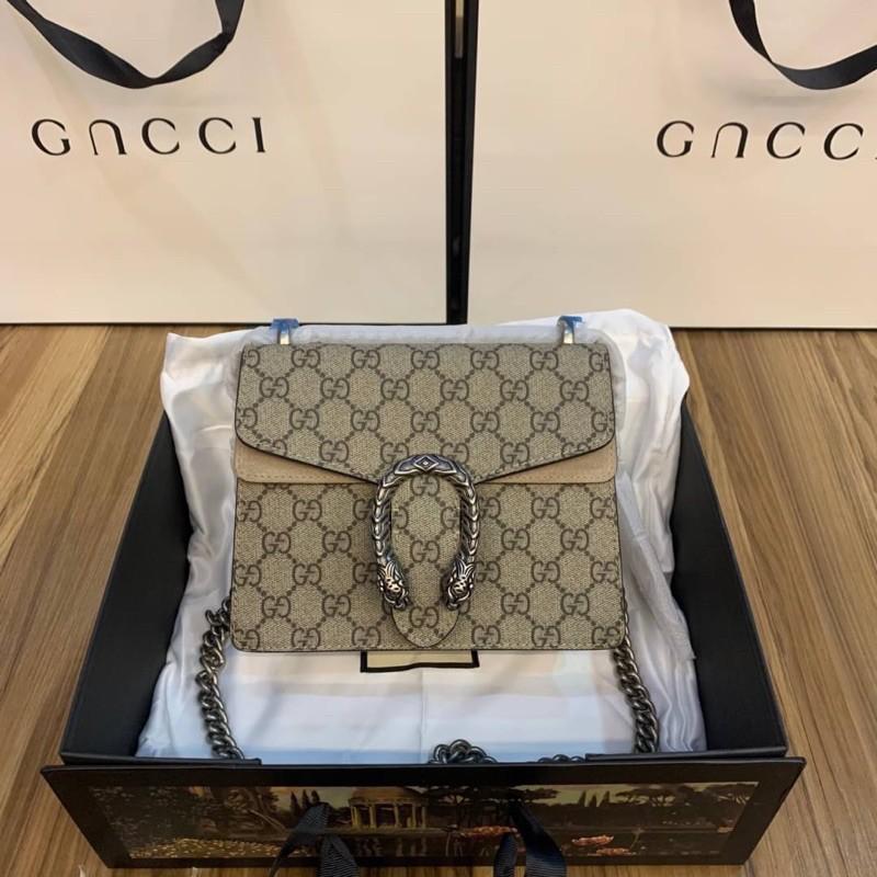 Gucci Dionysus  Grad Original  Size 20CM หนังแท้ หอมมาก
