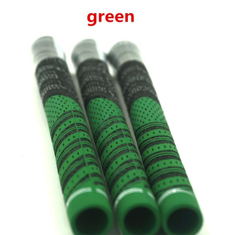ปลอกด้ามจับไม้กอล์ฟ แบบเส้นด้ายคาร์บอน สำหรับไม้กอล์ฟเหล็กมาตรฐาน Mcc 1 ชิ้น