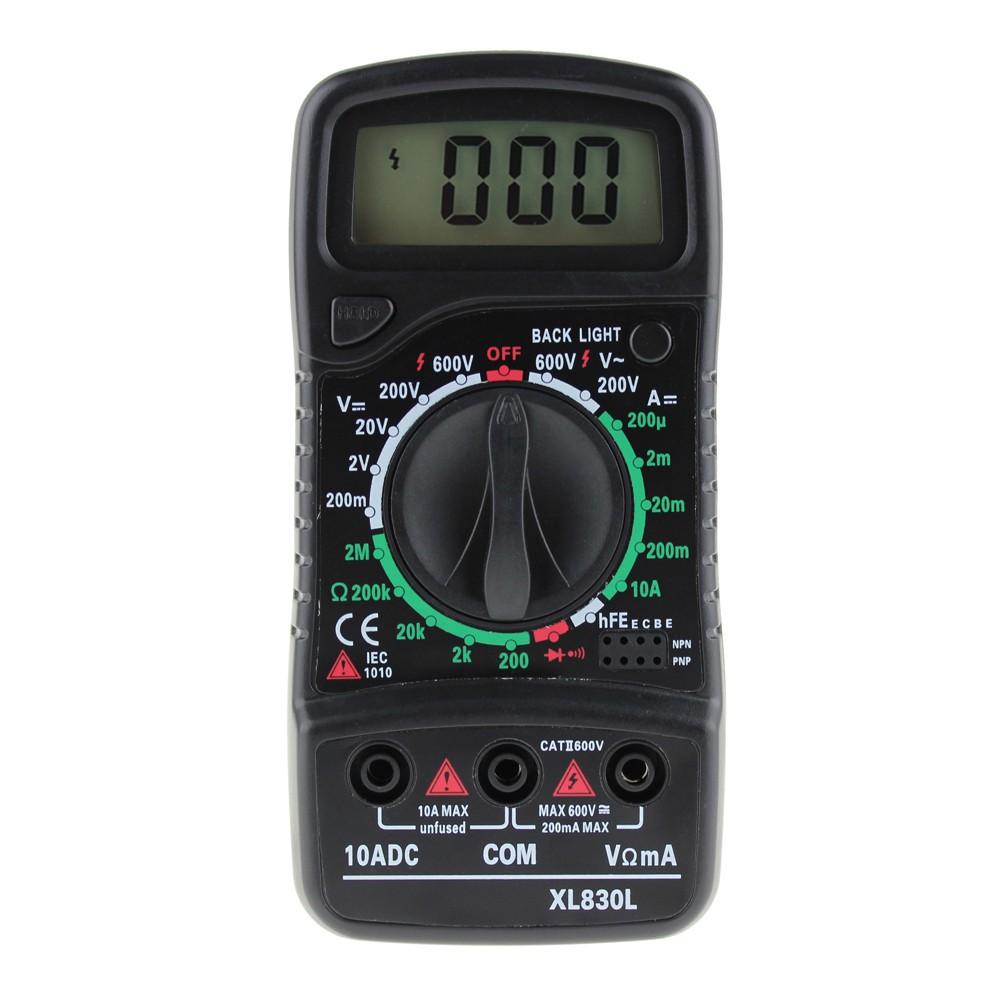 Digital Multi Testers Multimeter AC DC Amp Volt Temp Multi-function OHM Curr... Testery obwodu i multimetry Technika pomiarowa i kontrolna