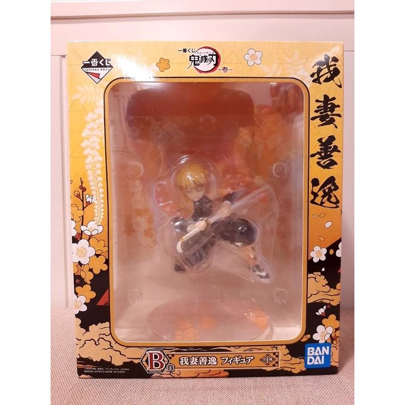 Zenitsu Agatsuma -[B]Ichiban Kuji Demon Slayer -Kimetsu no Yaiba Vol. 3 Figure