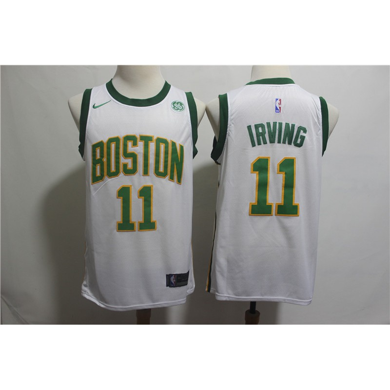 new product 5687d a33c3 COD really stock Kyrie Irving #11 Boston Celtics NBA Jersey Cheaper