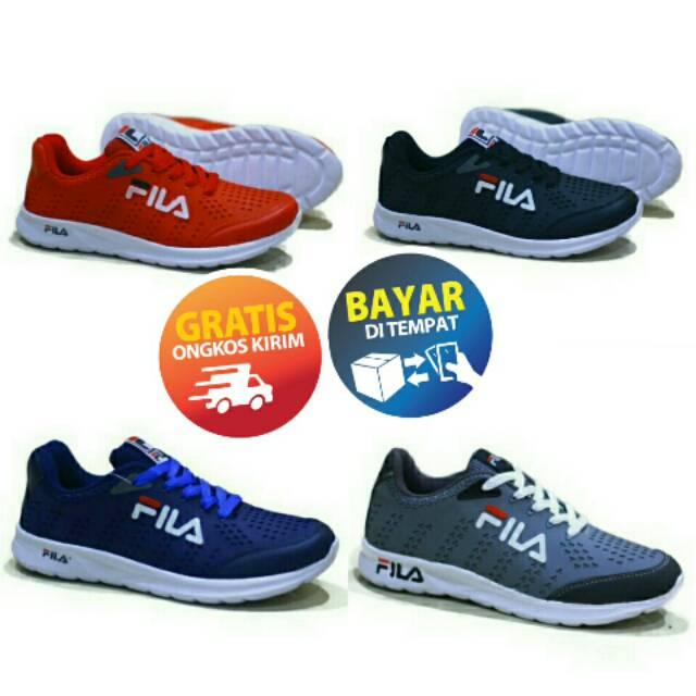 รองเท้าผ้าใบ Fila 05 เหมาะกับการวิ่ง