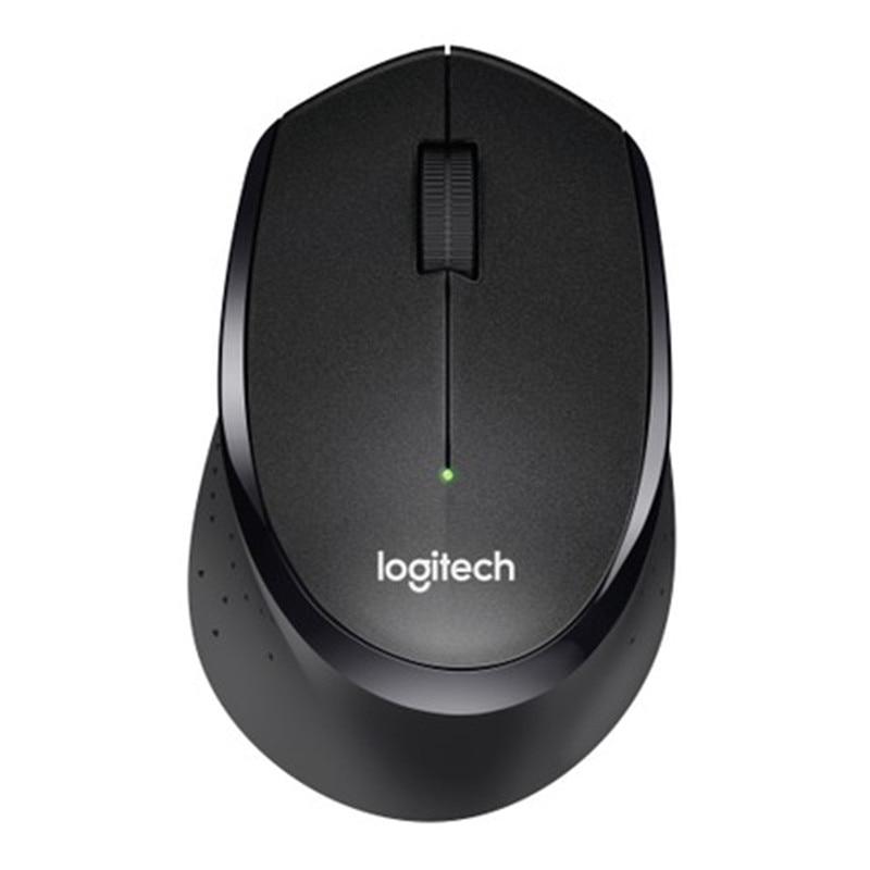 Logitech M 330 เมาส์ไร้สายขนาดใหญ่