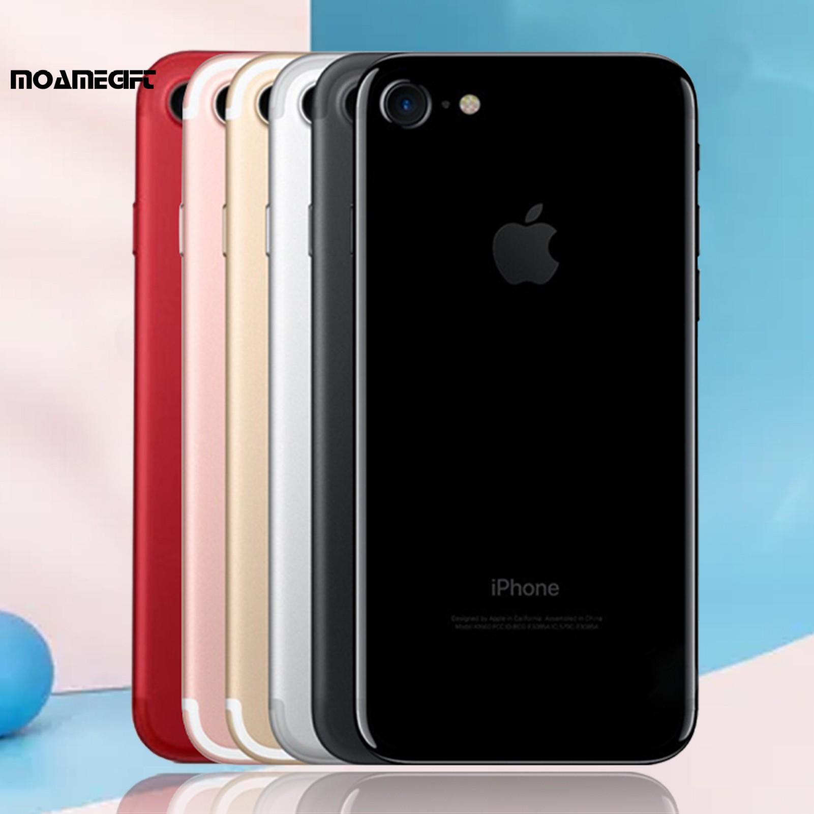 Moamegift อุปกรณ์เสริมโทรศัพท์มือถือ 4.7 นิ้ว Quad-Core A10 4G สมาร์ทโฟน 3D สมาร์ทโฟนสําหรับ Ios dmR3