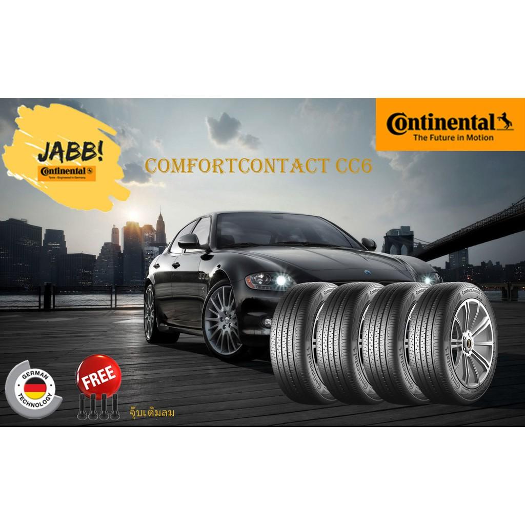 185/65R14 Continental CC6 ปี20 จำนวน 1 ชุด 4 เส้น