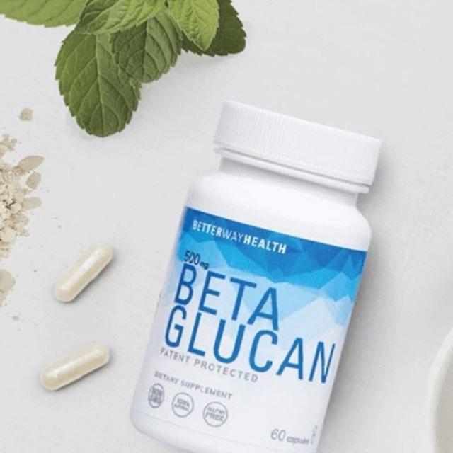 Beta Glucan Set (6 bottles)