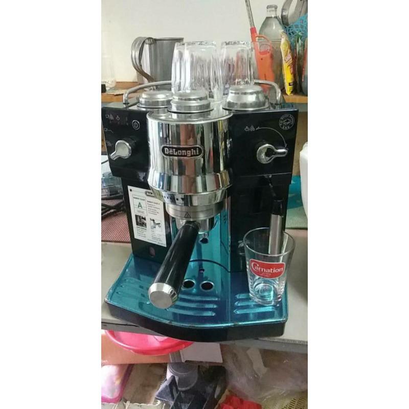 เครื่องทำกาแฟDelonghi