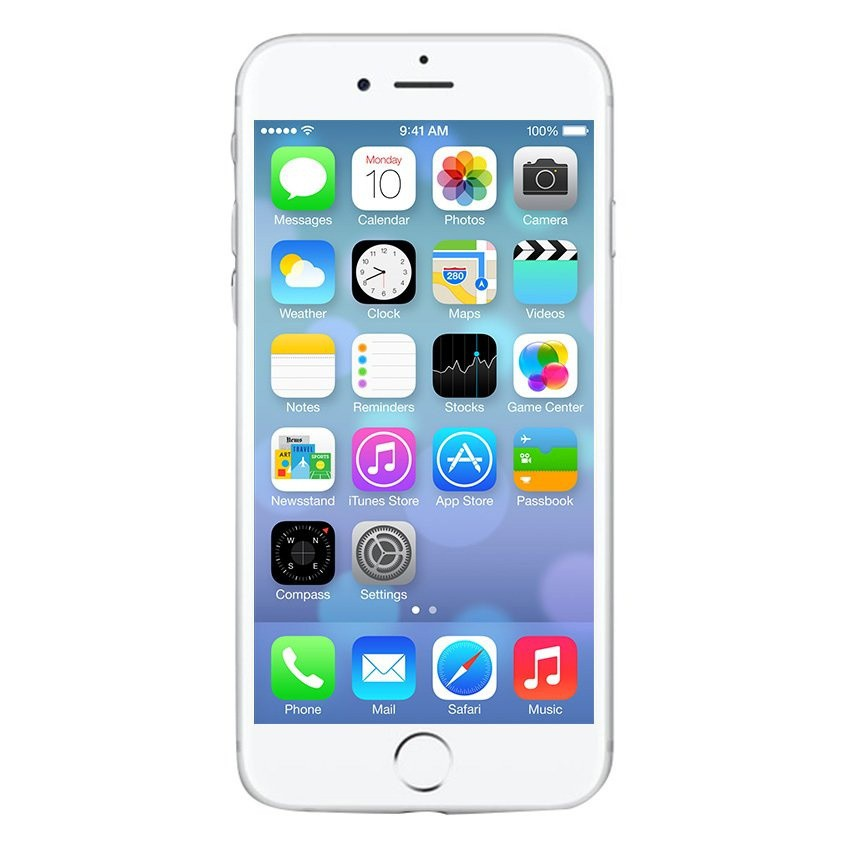 REFURBISHED Apple iPhone 6s Plus 64GB (Silver)