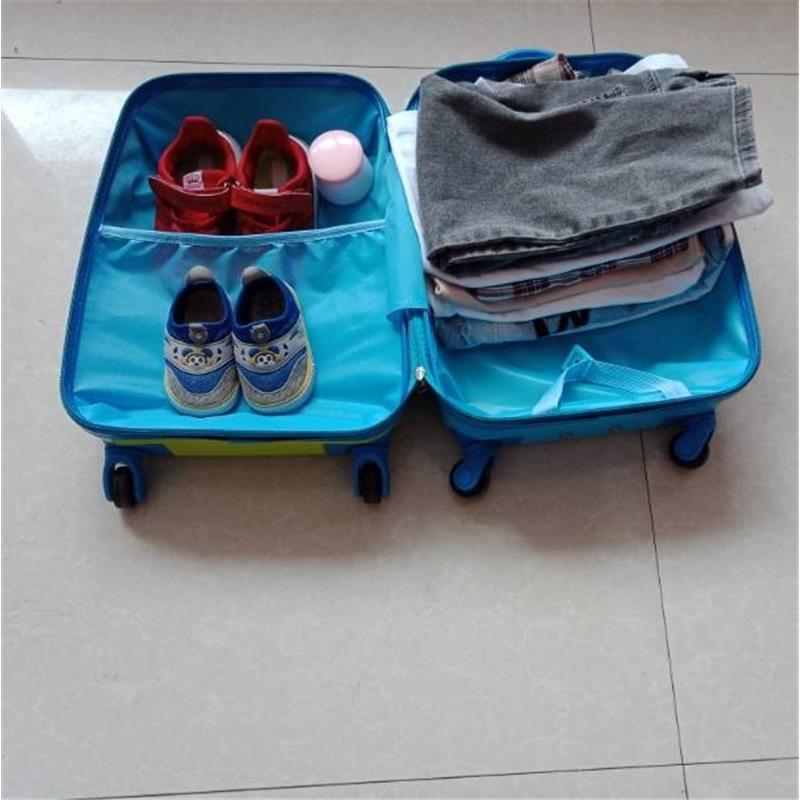 กระเป๋าเดินทางขนาดเล็ก 16 นิ้ว 18 นิ้ว