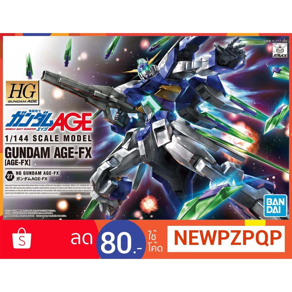 1/144 GUNDAM AGE FX (HG)