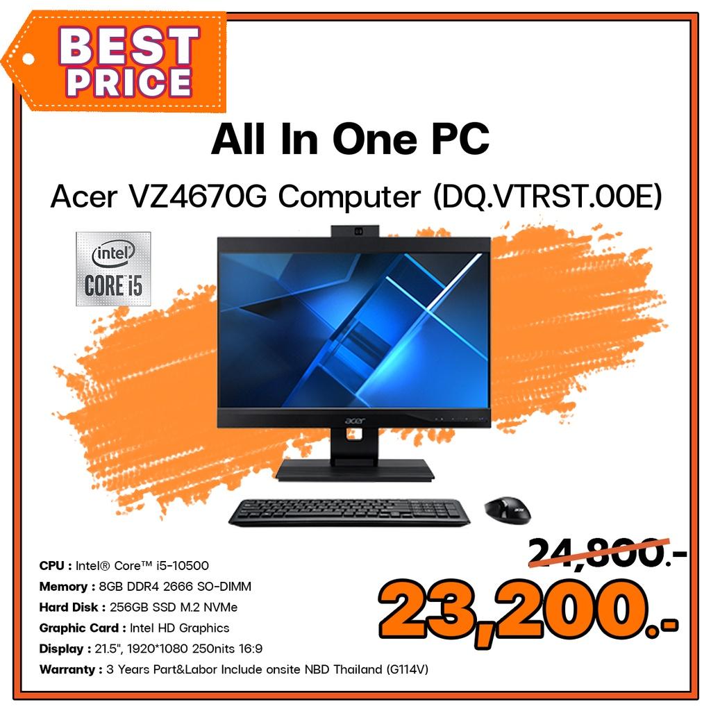 All In One PC  Acer VZ4670G (DQ.VTRST.00E)