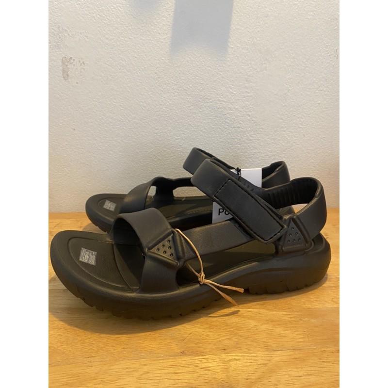 รองเท้าชาย รองเท้าแตะ รองเท้าคัชชูผู้ชาย รองเท้ารัดส้นผู้ชาย รองเท้ารัดส้น รองเท้ารัดส้น Teva ดำ
