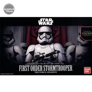 Bandai 1/12 First Order StormTrooper 4549660032175 (Plastic Model)