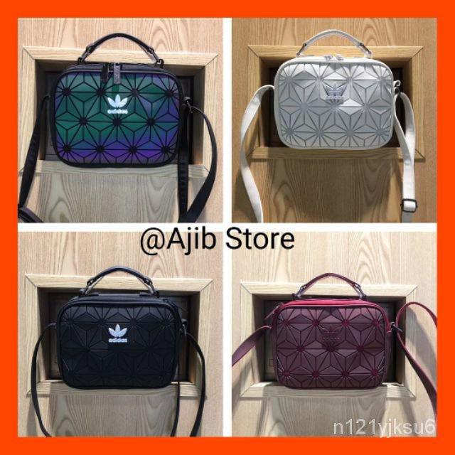 licY [CLEARANCE SALES] Adidas 3D Issey Miyake Sling Bag HandBag Clutch Bag Casual Sport
