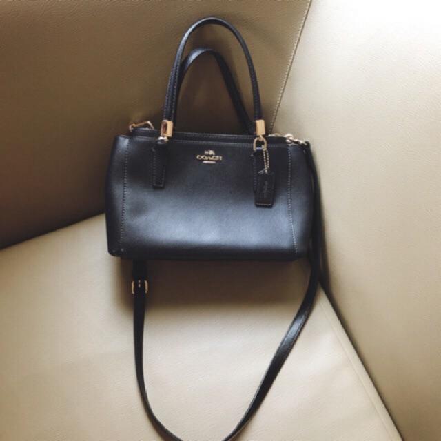 Coach bag กระเป๋าสะพายข้างผู้หญิง