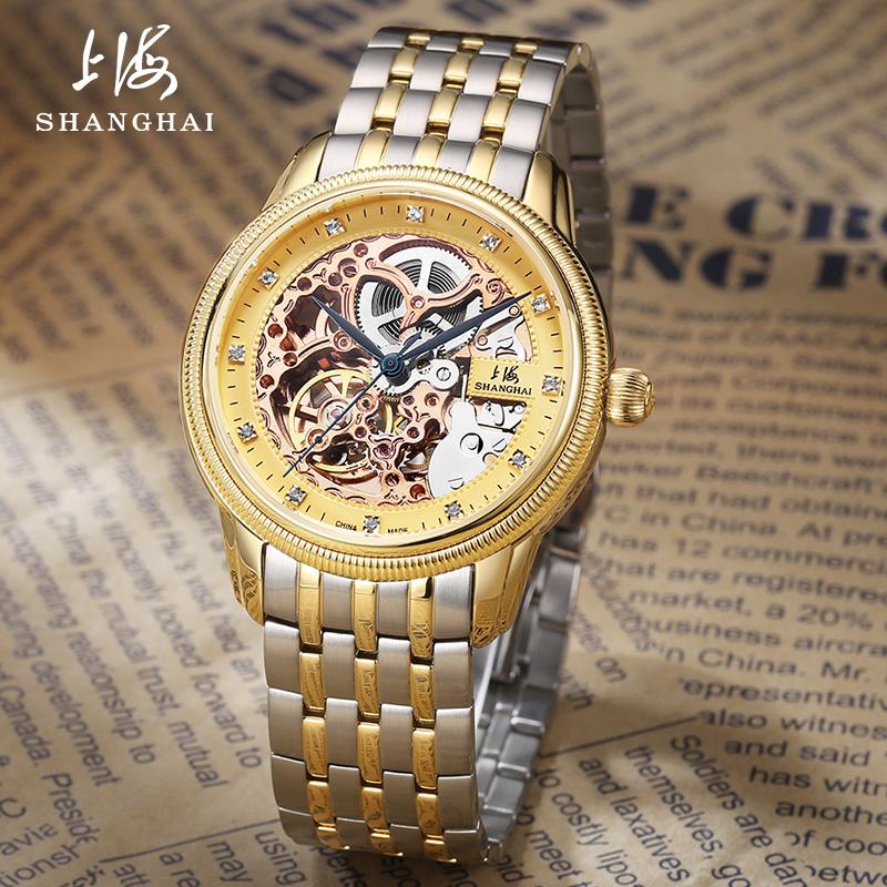 ヵぉสายนาฬิกา smartwatchสายนาฬิกา gshockสายนาฬิกา applewatchเซี่ยงไฮ้แบรนด์นาฬิกาผู้ชายนาฬิกาจักรกลอัตโนมัติกลวงกันน้ำเหล็