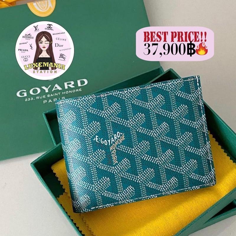 👜: New!! Goyard Men Wallet