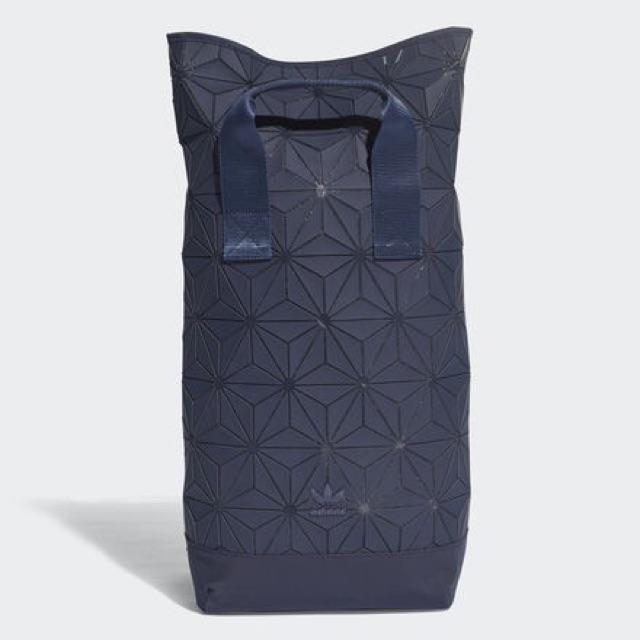 กระเป๋า ADIDAS 3D ROLL TOP BACKPACK สีน้ำเงิน ของแท้