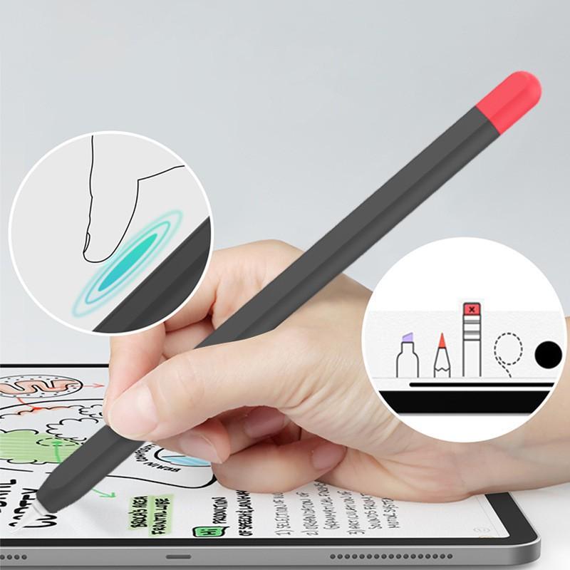 เคส ซิลิโคน Apple Pencil Gen 1 / Gen 2 เคสปากกา เคสซิลิโคนปากกา ปอกปากกา ป้องกัน Apple Pencil Case
