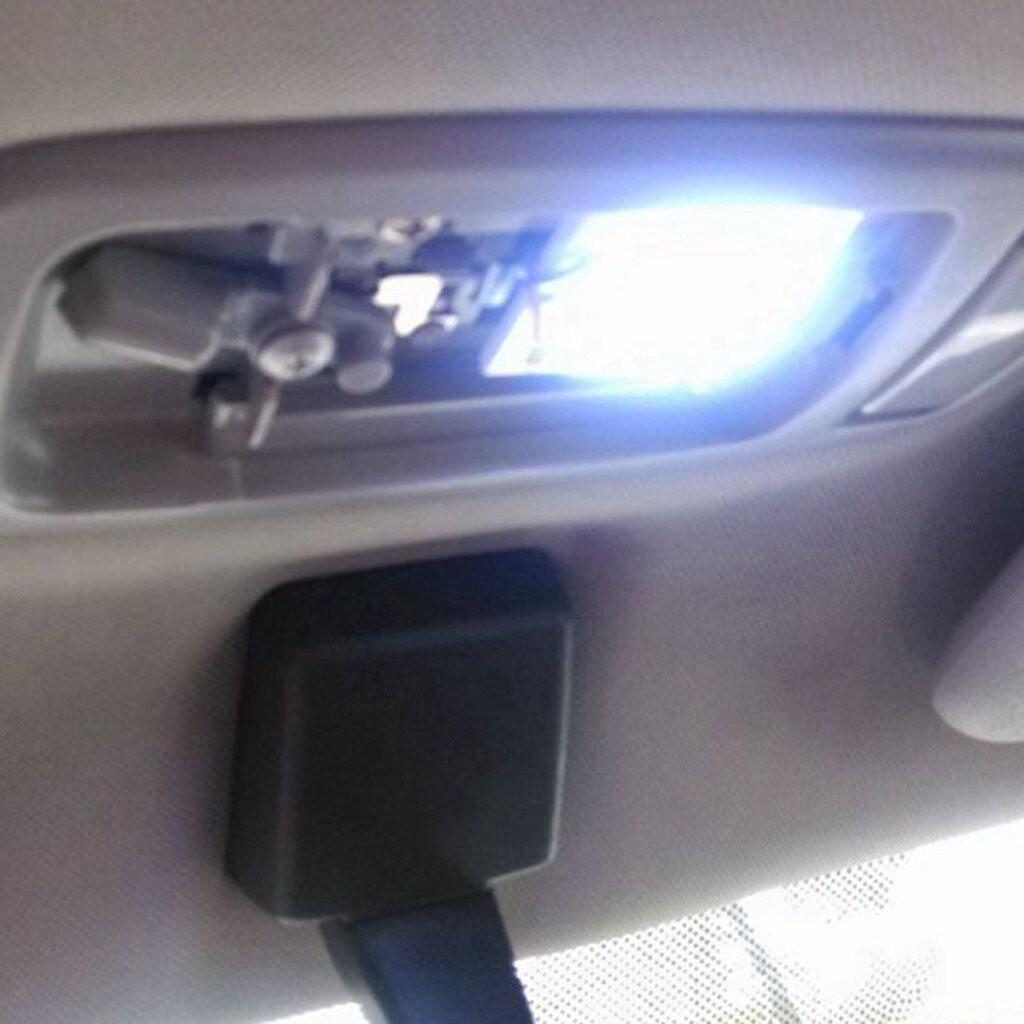 👍✅💯✼ไฟ เพดาน รถยนต์ กลาง เก๋ง ส่อง สัมภาระ หลอดไฟ 48 SMD COB LED T 10 4 W 12V จำนวน 1แผง แท้ 100 % (สีขาว) สำหรับติ...
