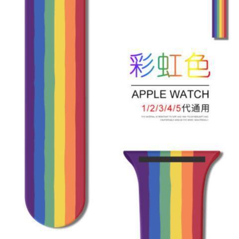 สายนาฬิกาข้อมือสําหรับ Applewatch 6/se Applewatch5/4/3/2/1 Generation S5 Generation S5 40/42