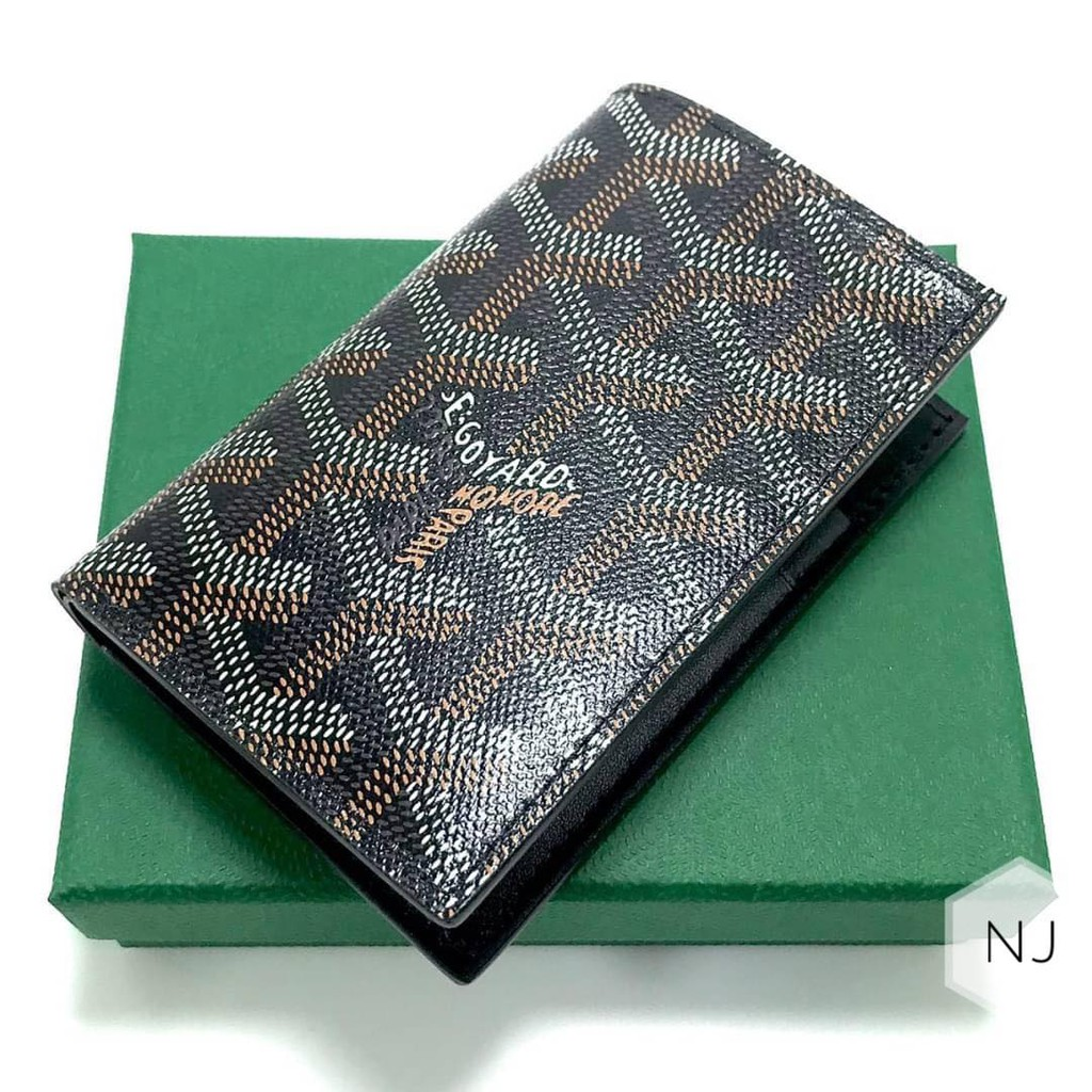 👛New✨Goyard : Mini Wallet 6 Card 💯