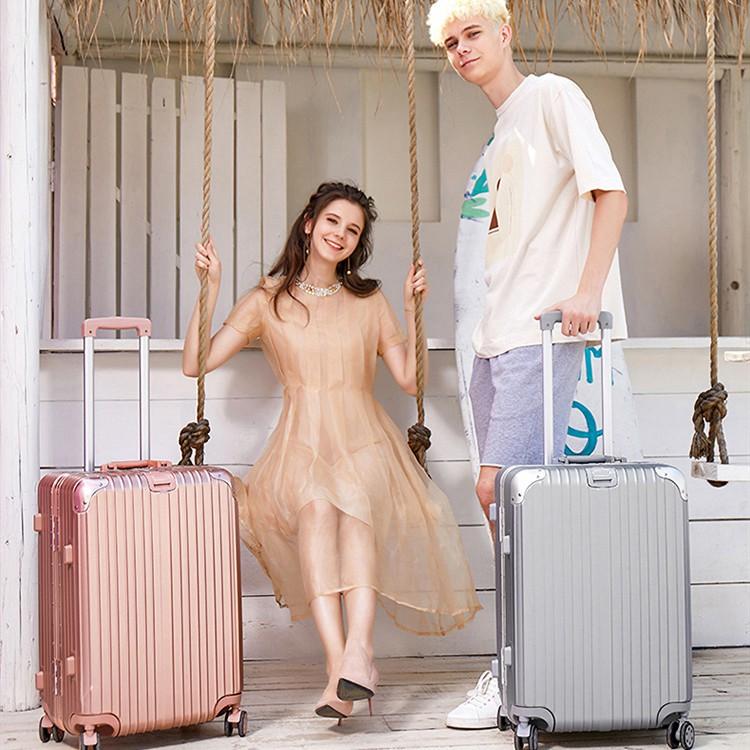 กระเป๋าเดินทาง มีล้อเลื่อน ขนาด 20นิ้ว 22นิ้ว 24นิ้ว 26นิ้ว 28นิ้ว