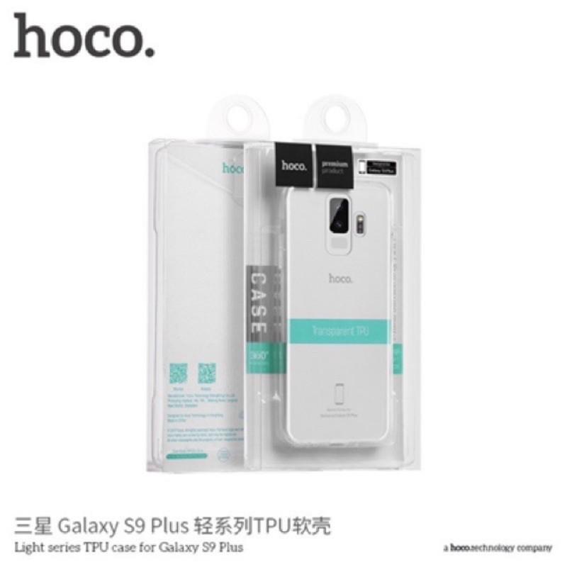 case plus เคสไอโฟน ของแท้ Hoco TPU Case เคสใส SAMSUNG note5 note8 note9 s7edge soplus s9plus s10 s10plus s10e p30 p30pro