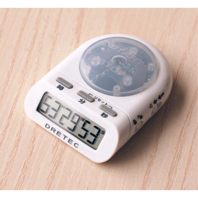 พร้อมส่ง+แถมถ่าน นาฬิกาจับเวลารุ่น Dretec นาฬิกาจับเวลาอ่านหนังสือ นาฬิกาจับเวลาเกาหลี นาฬิกาจับเวลาญี่ปุ่น