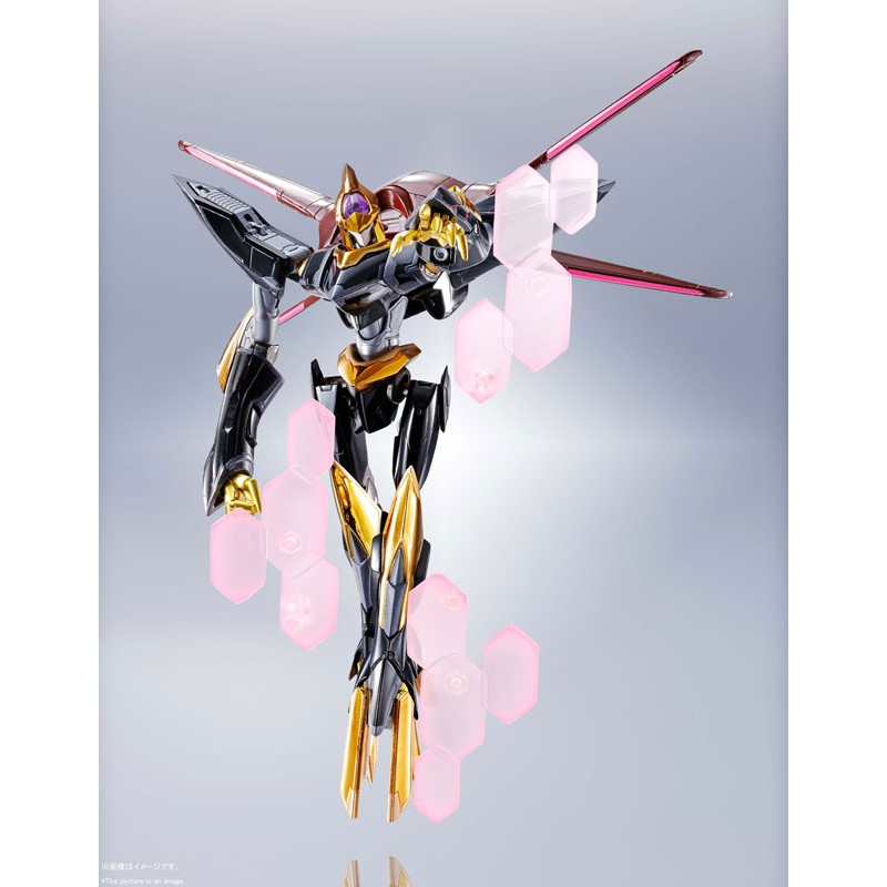 "Metal Robot Spirits Shinkirou ""Code Geass Lelouch of the Rebellion R2"" [Model Figure งานแท้] 4573102587206"