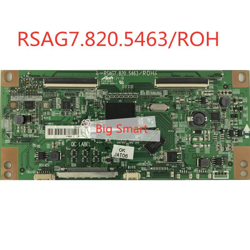 Good Test Original TCON Board RSAG7.820.5463 / ROH TV T-CON Logic Board