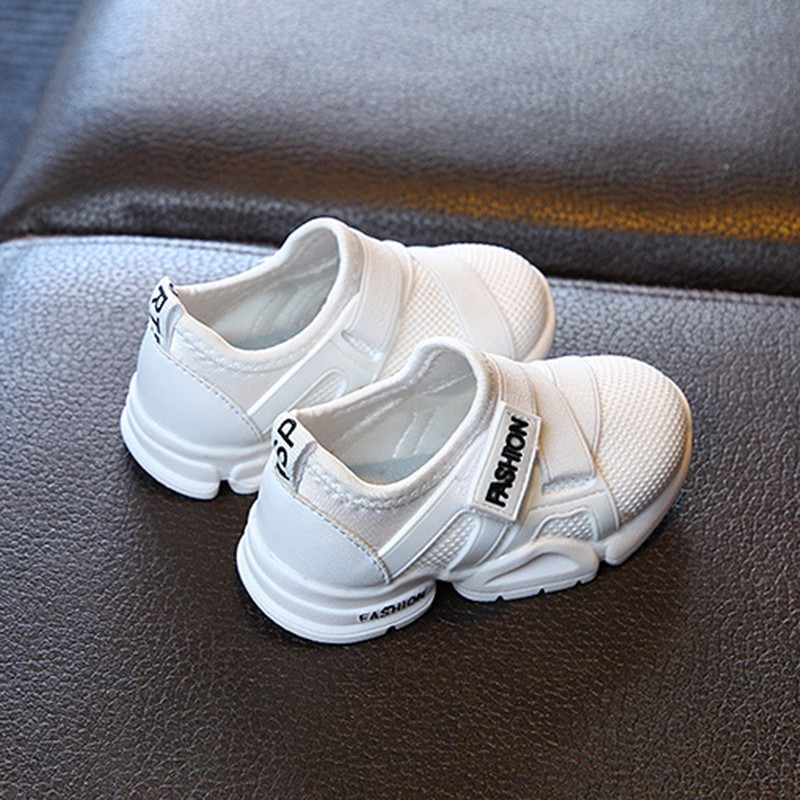 Kids Boys Girls Trainers Sports Running Shoe Baby Infant Casual Sneaker Shoes