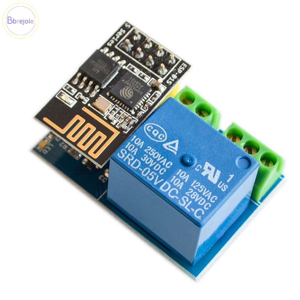 ESP8266 ESP-01S for TOI APP Controller Smart Home DIY 5V Wifi Relay Module