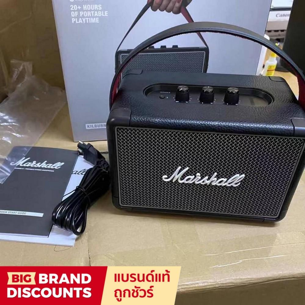 พร้อมส่ง Marshall Kilburn II Portable Bluetooth Speaker เครื่องนอก สินค้ารับประกัน 1 ปี 4696