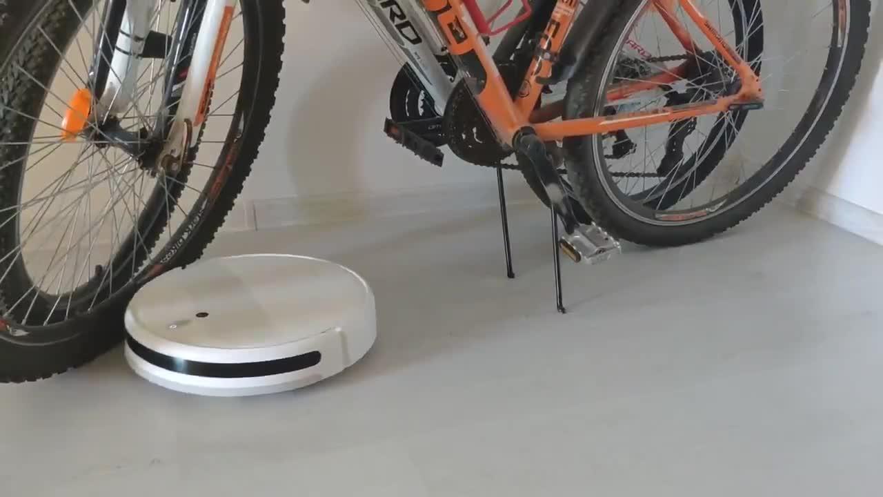 หุ่นยนตร์ทำความสะอาดอัติโนมัติ Xiaomi Mi Robot Vacuum Mop 1C หุ่นยนต์ดูดฝุ่น หุ่นยนต์ถ