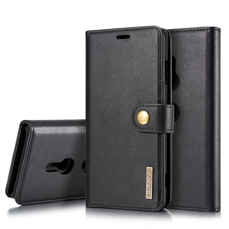 เคสโทรศัพท์มือถือแบบประกบสําหรับ Sony Xperia Xz2 / Xz2 Compact / Xz3