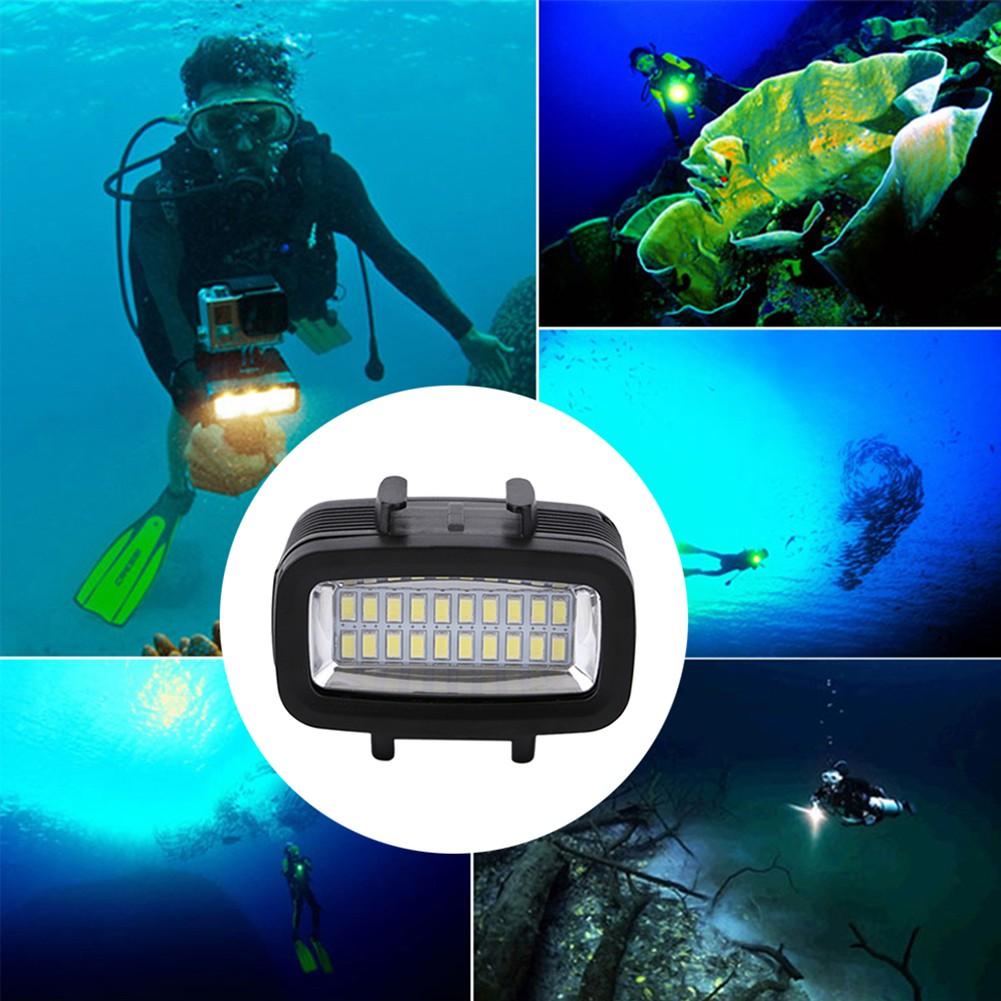 High Capacity WATERPROOF 30m Dive Torch Scuba Diving Divers Flashlight Bright